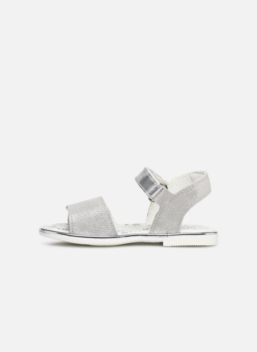 Sandals Primigi PHD 34163 Silver front view