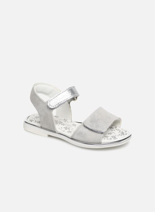 Sandals Primigi PHD 34163 Silver detailed view/ Pair view