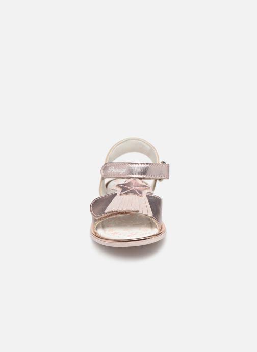 Sandales et nu-pieds Primigi PHD 34162 Rose vue portées chaussures