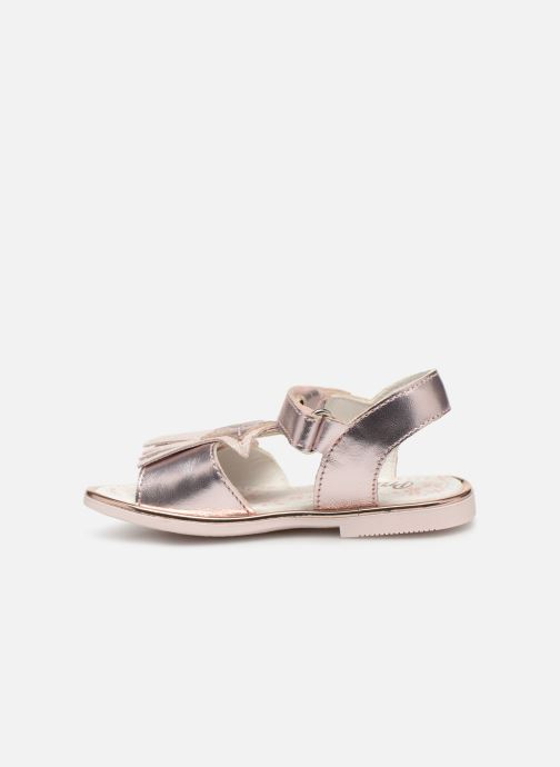 Sandales et nu-pieds Primigi PHD 34162 Rose vue face