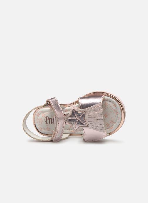 Sandalen Primigi PHD 34162 rosa ansicht von links