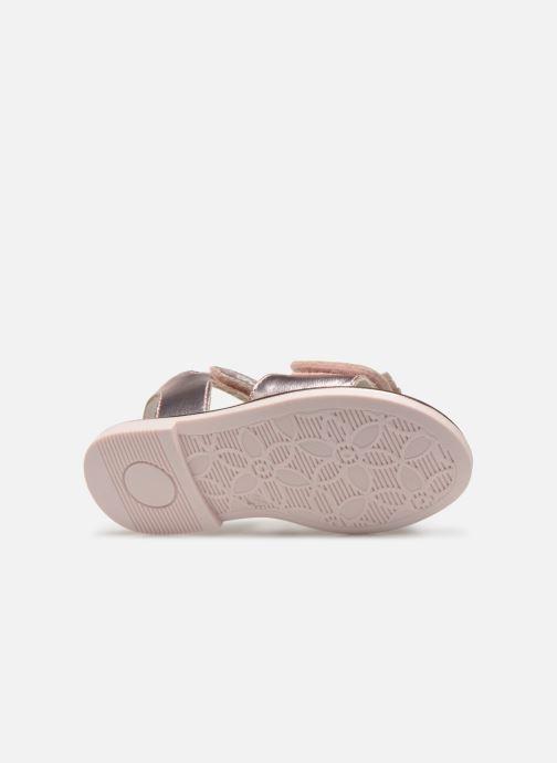 Sandales et nu-pieds Primigi PHD 34162 Rose vue haut