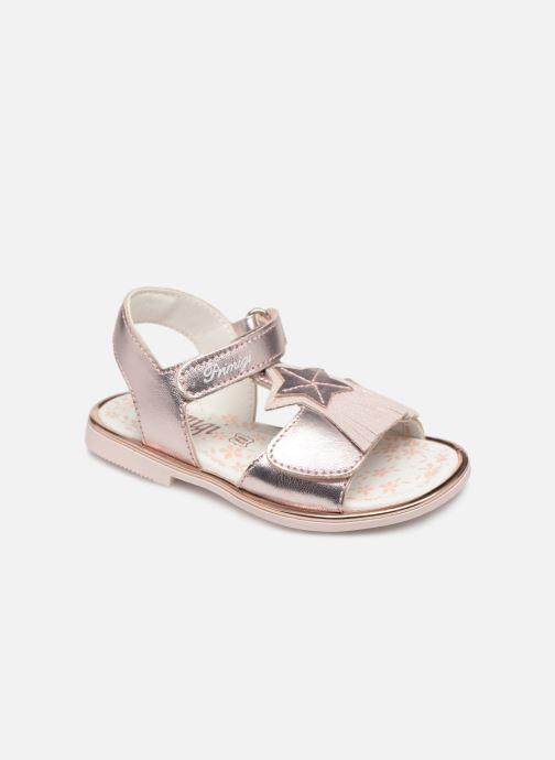 Sandales et nu-pieds Primigi PHD 34162 Rose vue détail/paire