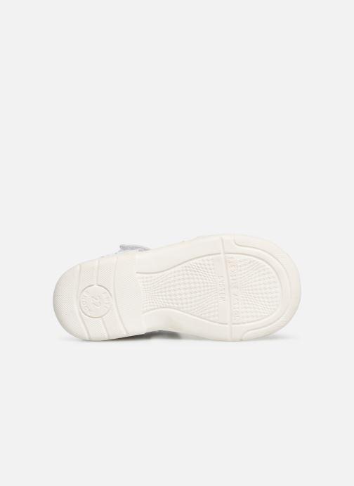 Sandali e scarpe aperte Primigi PPB 34024 Bianco immagine dall'alto