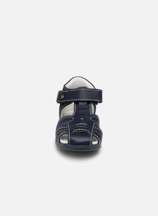 Ballerines Primigi PJO 34055 Bleu vue portées chaussures