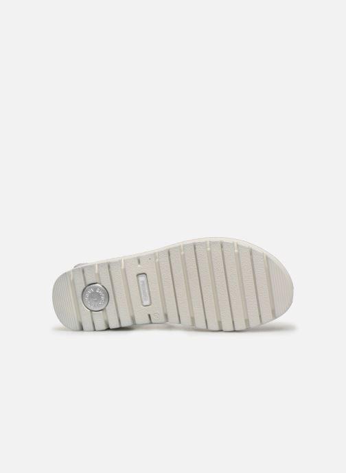 Sandalen Primigi PAX 33906 silber ansicht von oben