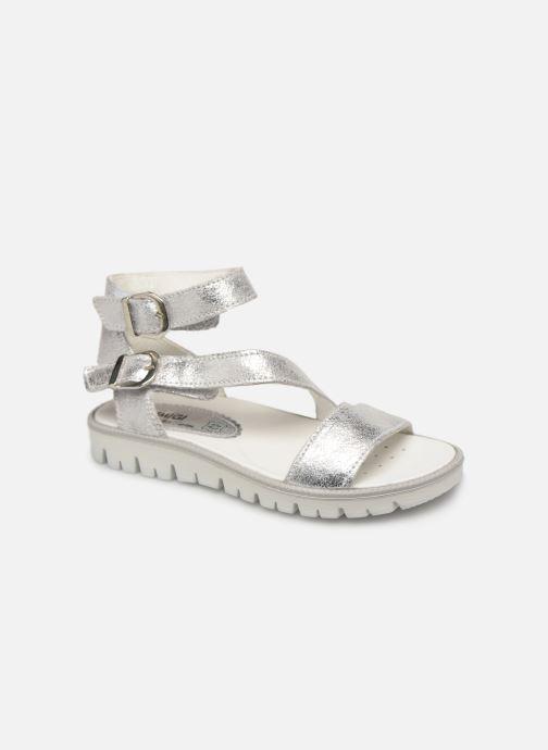 Sandales et nu-pieds Primigi PAX 33906 Argent vue détail/paire
