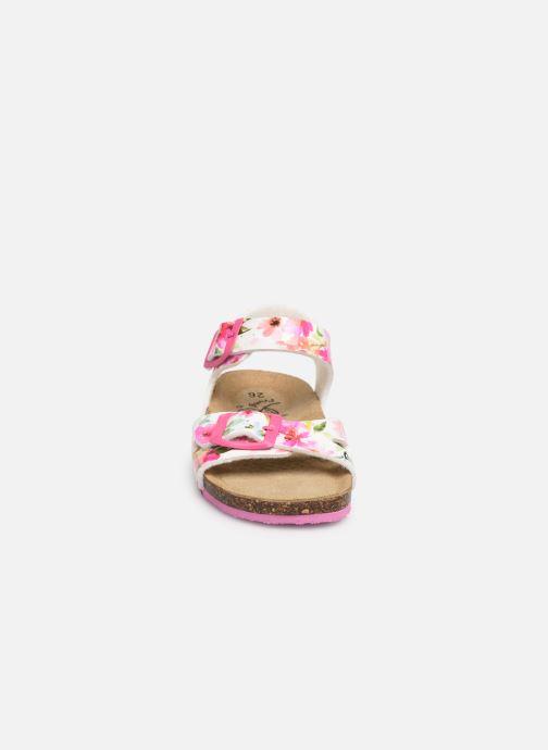 Sandales et nu-pieds Primigi PBK 34268 Blanc vue portées chaussures