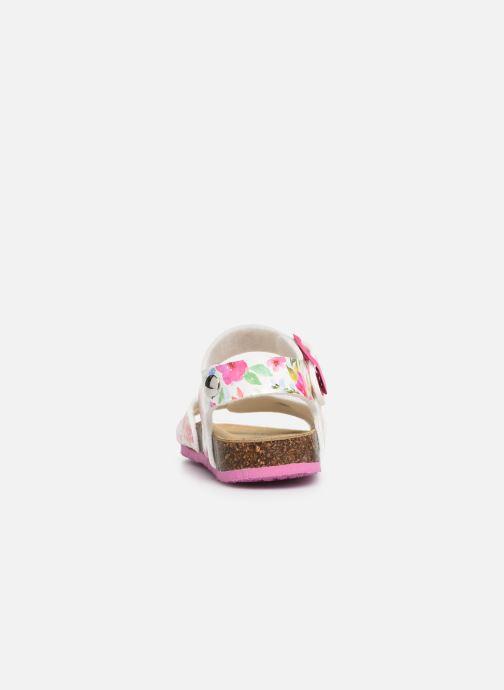 Sandales et nu-pieds Primigi PBK 34268 Blanc vue droite