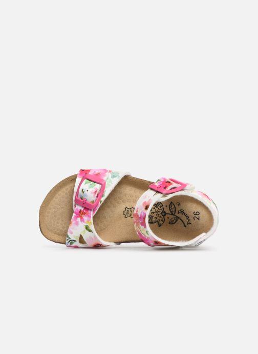 Sandales et nu-pieds Primigi PBK 34268 Blanc vue gauche