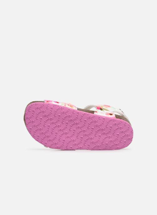 Sandales et nu-pieds Primigi PBK 34268 Blanc vue haut