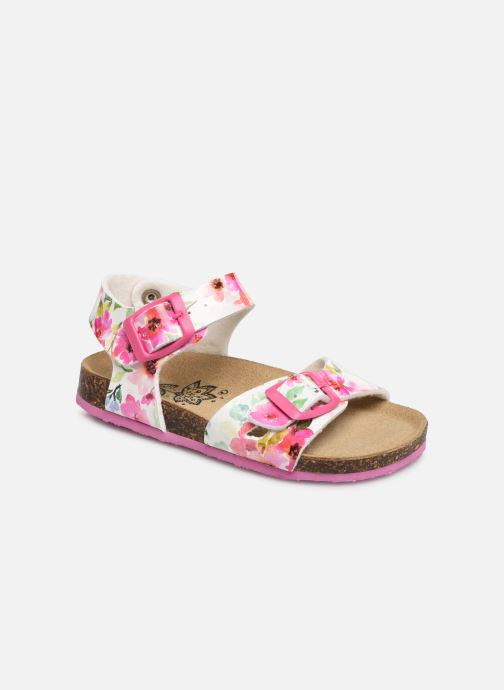 Sandales et nu-pieds Primigi PBK 34268 Blanc vue détail/paire