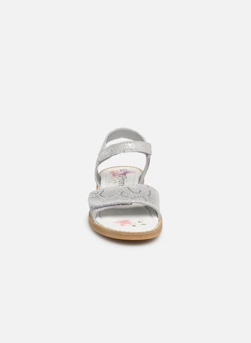 Sandales et nu-pieds Primigi PFD 34396 Argent vue portées chaussures