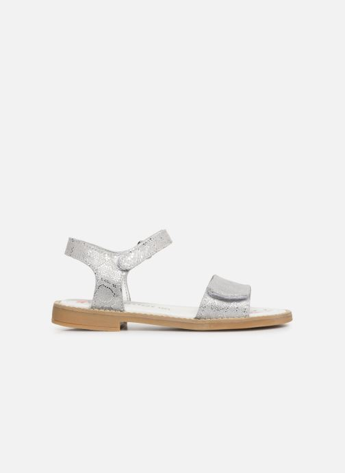 Sandales et nu-pieds Primigi PFD 34396 Argent vue derrière