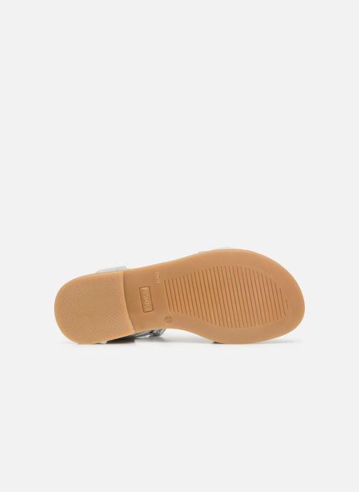 Sandales et nu-pieds Primigi PFD 34396 Argent vue haut