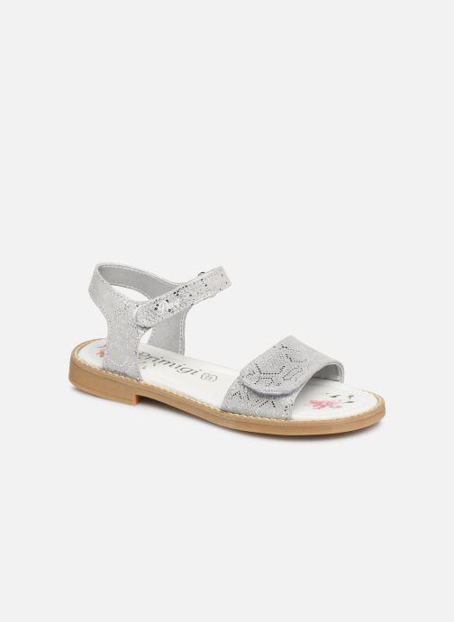 Sandales et nu-pieds Primigi PFD 34396 Argent vue détail/paire