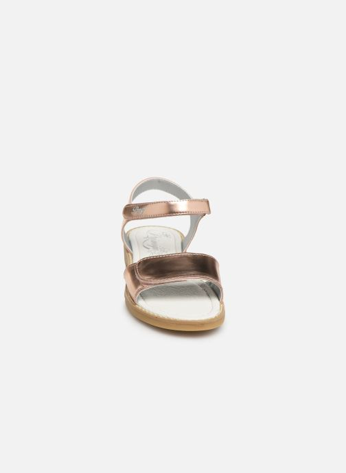 Sandals Primigi PFD 34396 Bronze and Gold model view