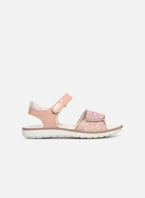 Sandalen Primigi PAL 33901 rosa ansicht von hinten