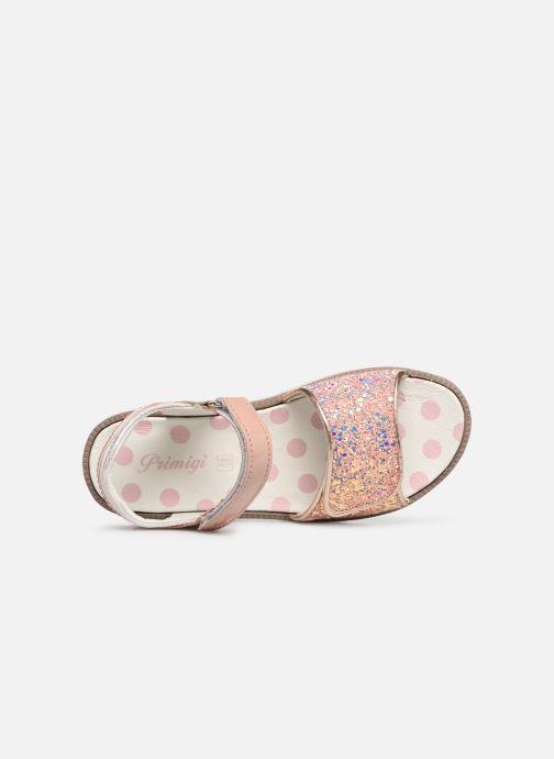 Sandalen Primigi PAL 33901 rosa ansicht von links