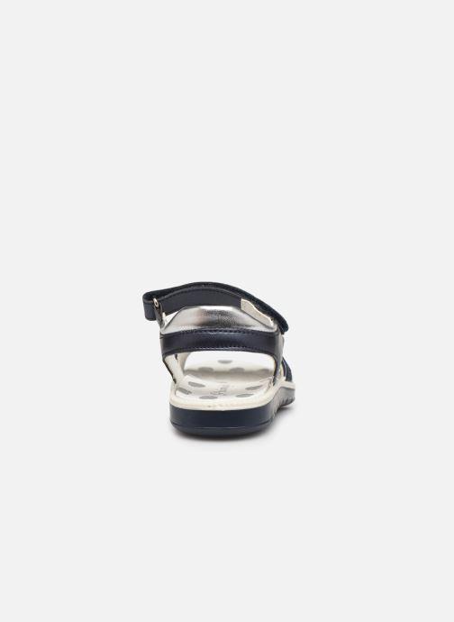 Sandalen Primigi PAL 33901 Blauw rechts