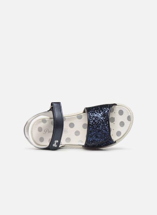 Sandales et nu-pieds Primigi PAL 33901 Bleu vue gauche