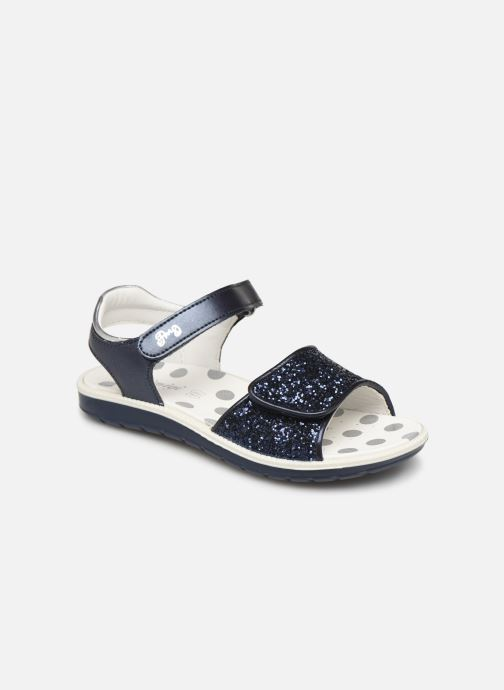 Sandaler Primigi PAL 33901 Blå detaljeret billede af skoene