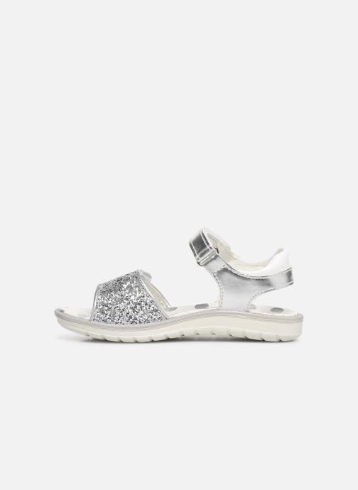 Sandales et nu-pieds Primigi PAL 33901 Argent vue face