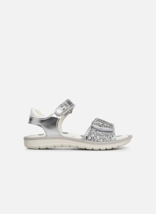 Sandales et nu-pieds Primigi PAL 33901 Argent vue derrière