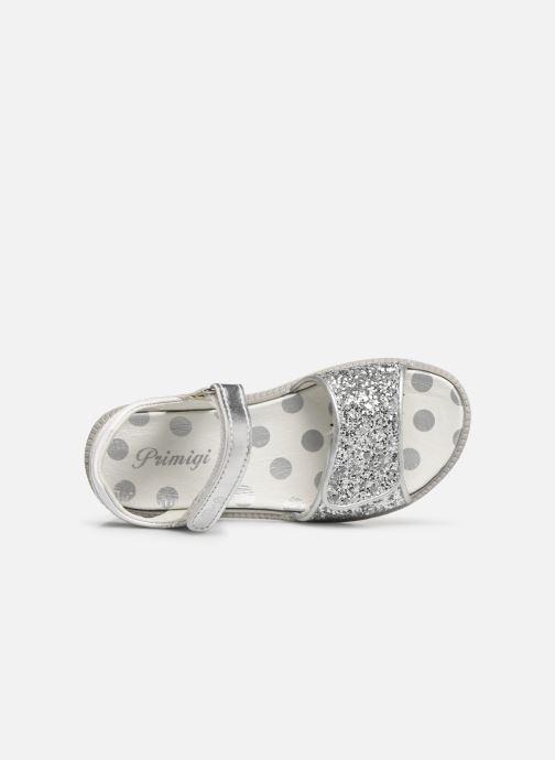Sandales et nu-pieds Primigi PAL 33901 Argent vue gauche