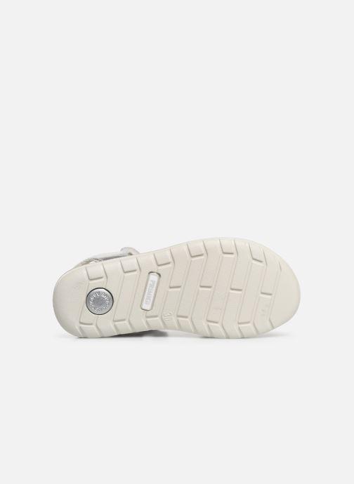 Sandales et nu-pieds Primigi PAL 33901 Argent vue haut