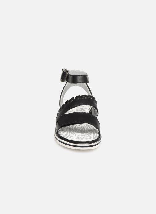 Sandales et nu-pieds Primigi PFG 34350 Noir vue portées chaussures