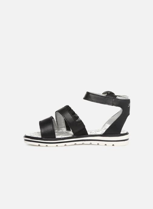 Sandales et nu-pieds Primigi PFG 34350 Noir vue face