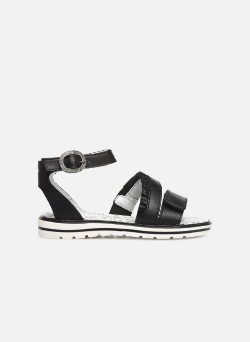 Sandales et nu-pieds Primigi PFG 34350 Noir vue derrière
