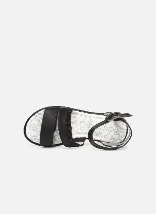 Sandales et nu-pieds Primigi PFG 34350 Noir vue gauche