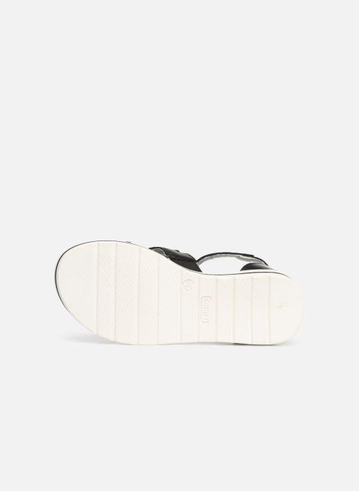 Sandales et nu-pieds Primigi PFG 34350 Noir vue haut