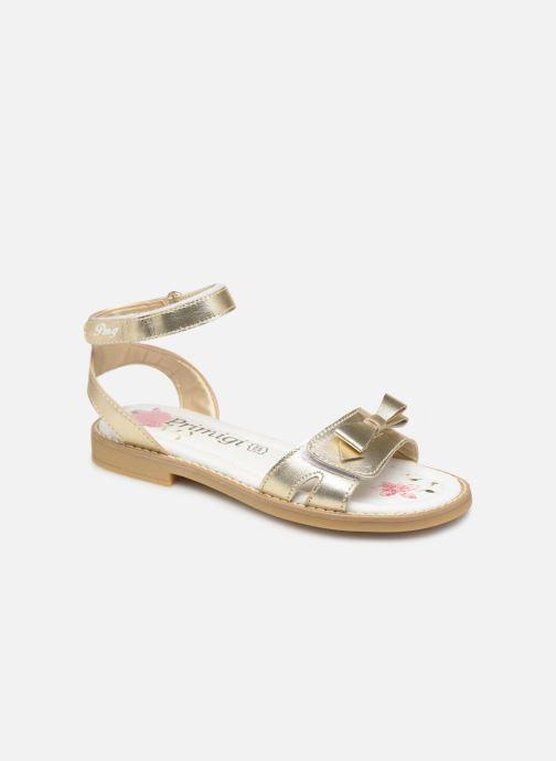 Sandales et nu-pieds Primigi PFD 34400 Or et bronze vue détail/paire