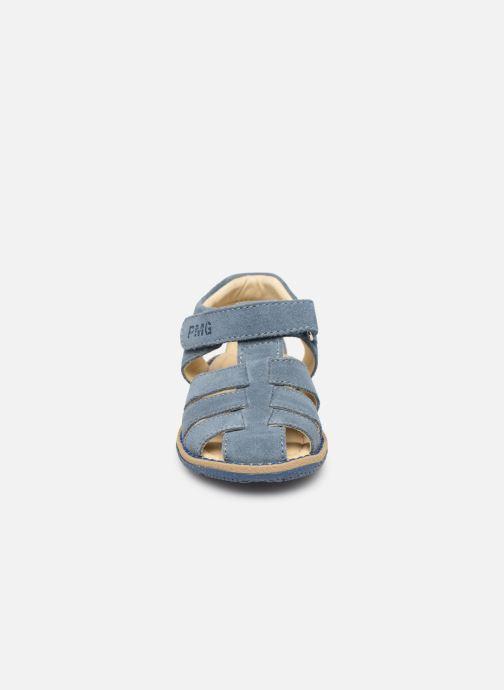 Sandales et nu-pieds Primigi PPD 34127 Bleu vue portées chaussures