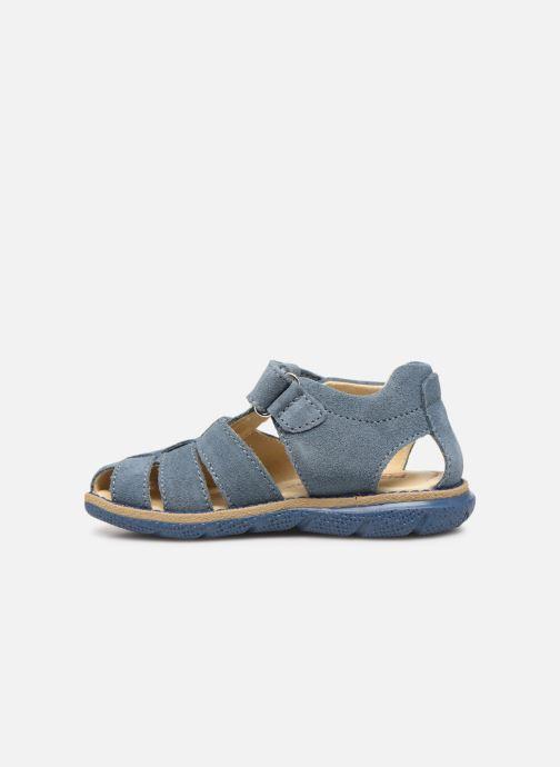 Sandalen Primigi PPD 34127 blau ansicht von vorne