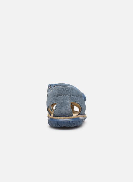 Sandalen Primigi PPD 34127 blau ansicht von rechts