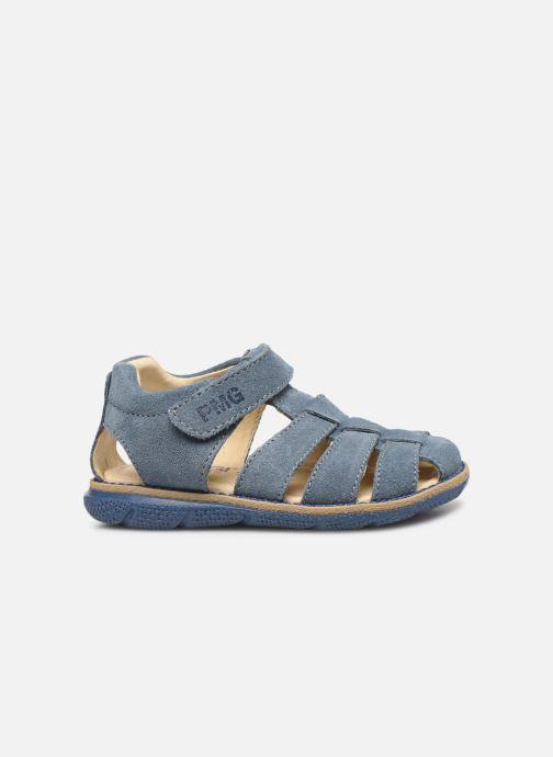 Sandalen Primigi PPD 34127 blau ansicht von hinten