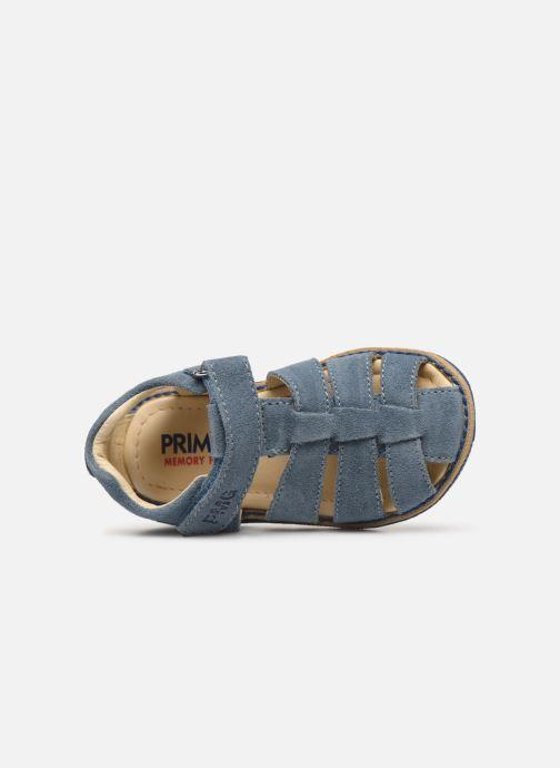 Sandalen Primigi PPD 34127 blau ansicht von links