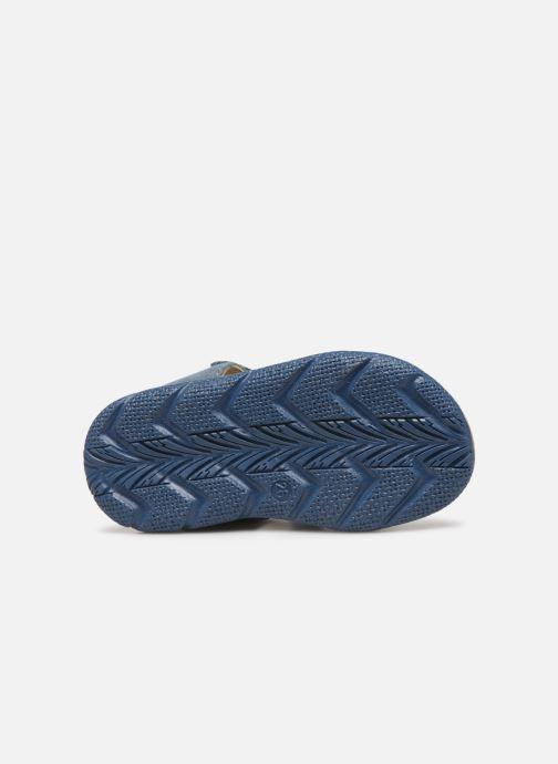 Sandalen Primigi PPD 34127 blau ansicht von oben