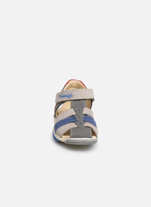 Sandales et nu-pieds Primigi PUD 34151 Gris vue portées chaussures