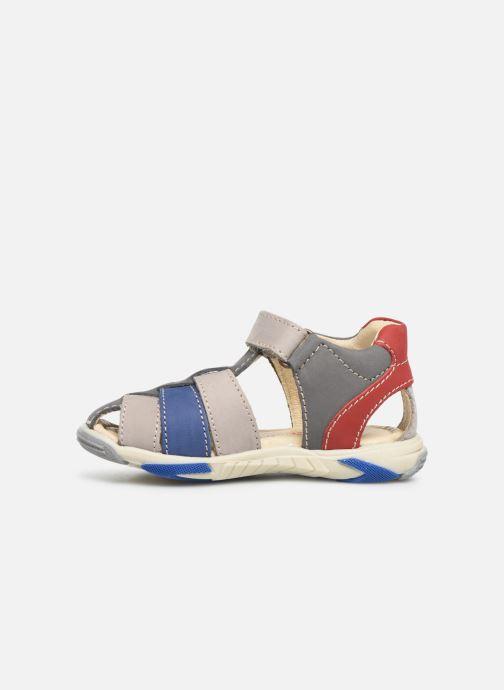 Sandales et nu-pieds Primigi PUD 34151 Gris vue face
