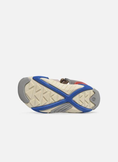 Sandales et nu-pieds Primigi PUD 34151 Gris vue haut