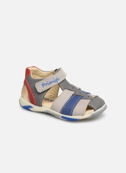 Sandales et nu-pieds Primigi PUD 34151 Gris vue détail/paire