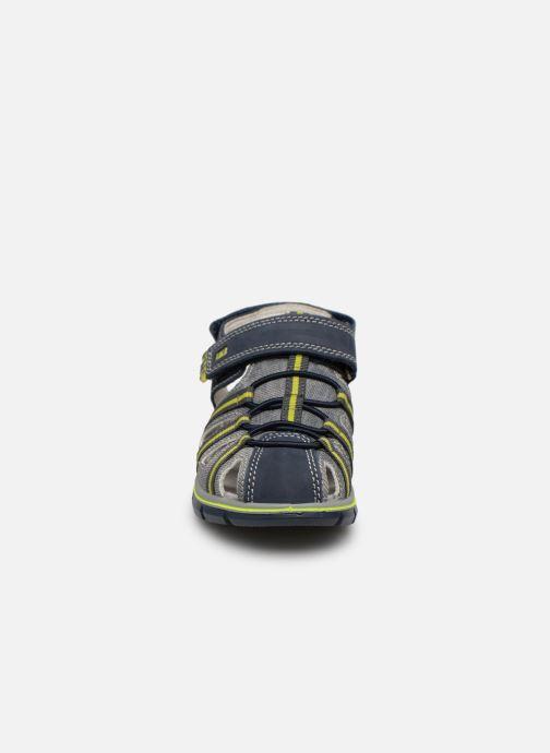 Sandales et nu-pieds Primigi PTV 33966 Gris vue portées chaussures