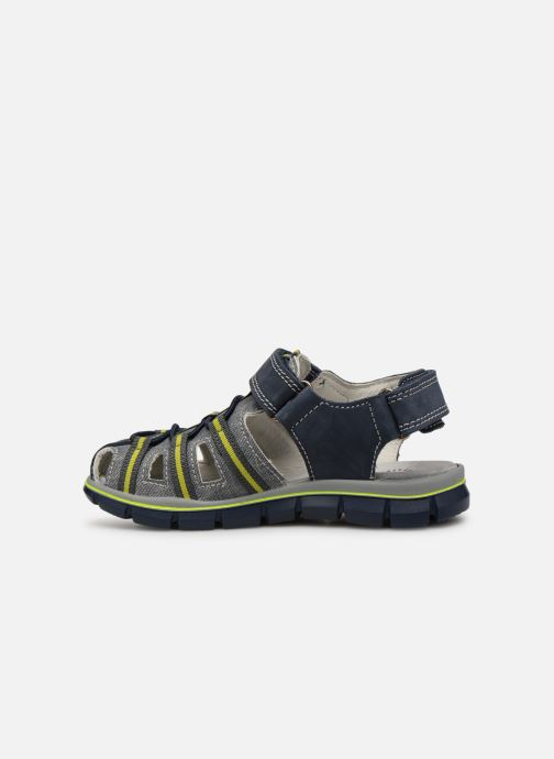 Sandales et nu-pieds Primigi PTV 33966 Gris vue face