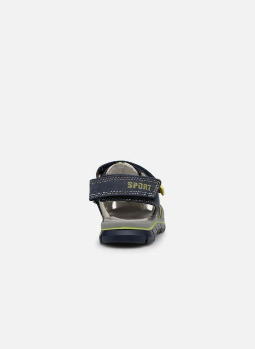 Sandales et nu-pieds Primigi PTV 33966 Gris vue droite
