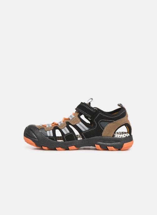 Sandales et nu-pieds Primigi PCD 34625 Noir vue face
